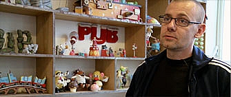 Laurent Brett interview
