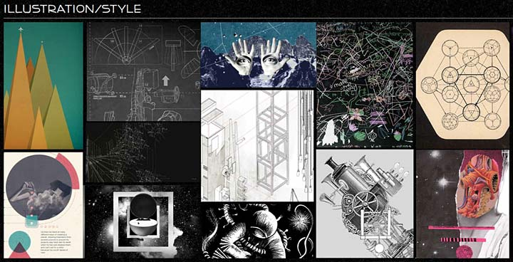 FITC Amsterdam 2012 (mood board)