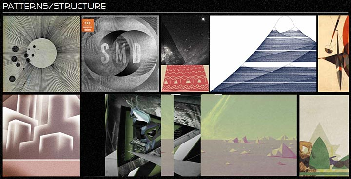 FITC Amsterdam 2012, mood board