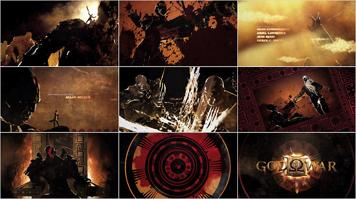 God Of War 3 (stills)