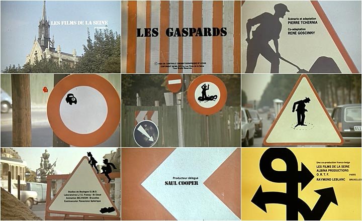 Les Gaspards (still)