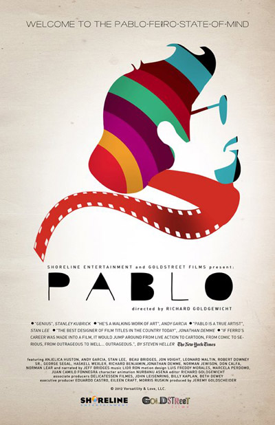 Pablo - The Movie (poster)