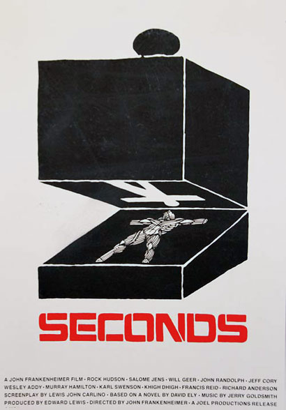 Saul Bass, Seconds, Poster, 1966